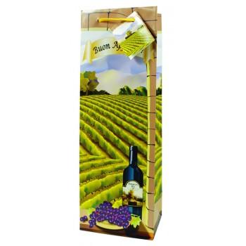 Buon Appetito  Paper Wine Bag