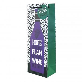 Wine In between Wine Bag