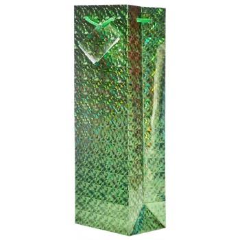 Green Hologram Gift Bag