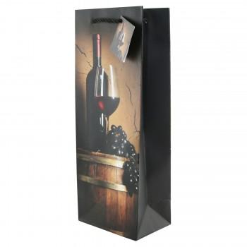 Rustic Wine Wine Bag