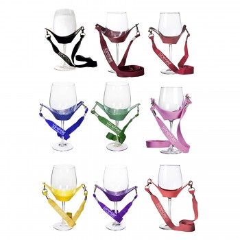 Wine Yoke™ Wine Glass Holder