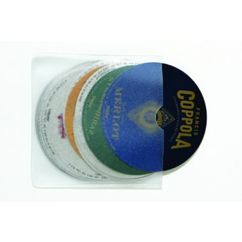DropStop® Sleeve (holds 1-25) with 1-color print