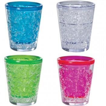 Arctic Gel™ Shot Glass with Freezer Gel