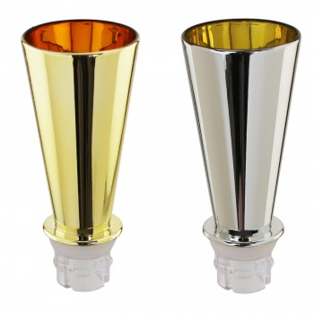 Champagne & Wine Sipper/Pourer, Gold or Silver