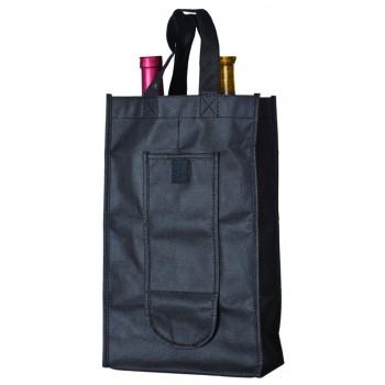 Two-Bottle Wine Bottle Wallet™