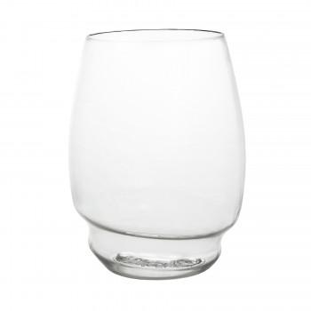 PrestoFlex™ Stemless Wine Glass, 10 oz. Rim-full