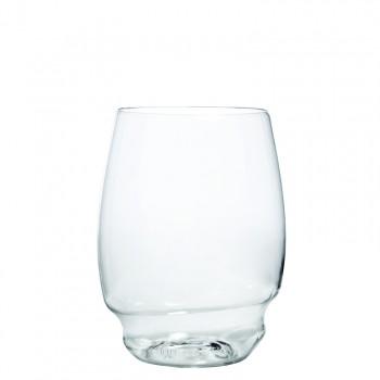 PrestoFlex™ Stemless Wine Glass, 16 oz. Rim-full