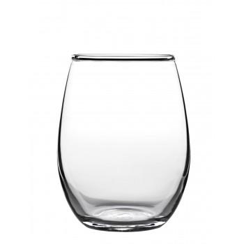 Meritus™ Stemless Wine, 15 oz. Rimfull