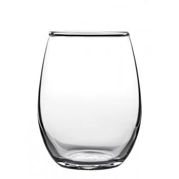 Meritus™ Stemless Wine, 8 oz. Rimfull