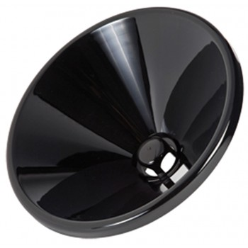 Wine Tasting Receptacle (Spittoon) Lid Only, Black Acrylic