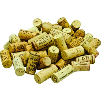 Recycled Natural Corks, Pack of 50