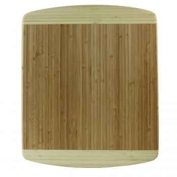 "Dujour Bamboo Cutting Board Large Size  14-1/2"" x 11-1/2"" x 3/4"" Thick"