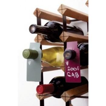 Chalkboard Wine Bottle Tags
