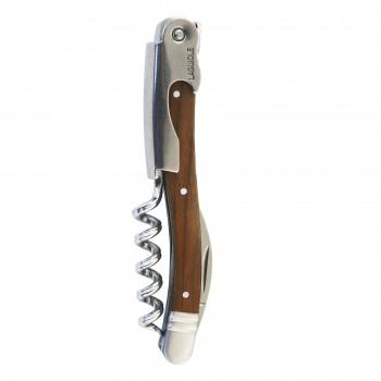 Laguiole™ Luxury Corkscrew, Walnut Handle