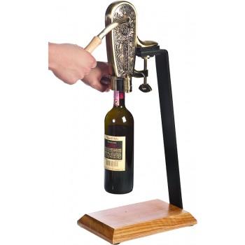 Le Grape Uncorking Machine and Table Stand