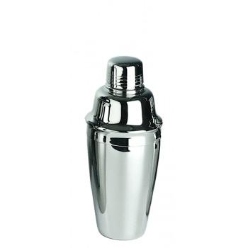 Lustrum™ Cocktail Shaker Set, 12 oz., Stainless Steel