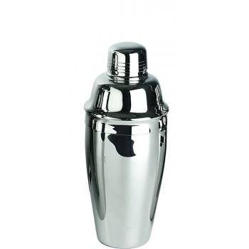 Lustrum™ Cocktail Shaker Set, 18 oz., Stainless Steel