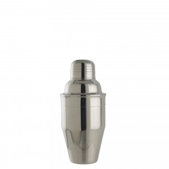 Tavern Cocktail Shaker Set, 8 oz., Stainless Steel
