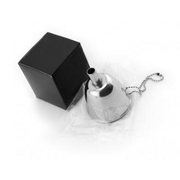 Excalibur Miniature Funnel with CHAIN for Pocket flask