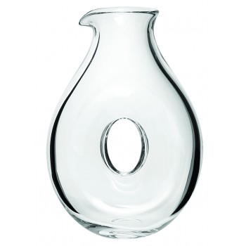 Oval Decanter, 34 ounces Rim-full