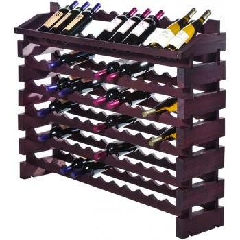 Modularack® Pro End Display Units 72 Bottles - Stained