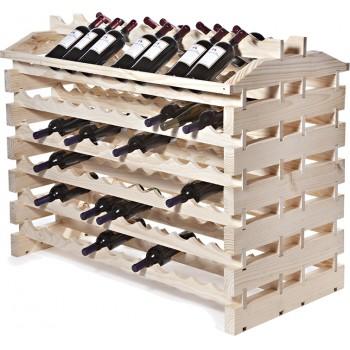 Modularack® Island Fixture 144 Bottles – Natural