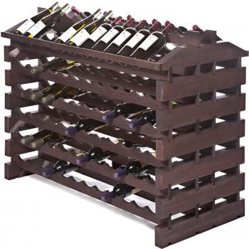 Modularack® Island Fixture 144 Bottles – Stained
