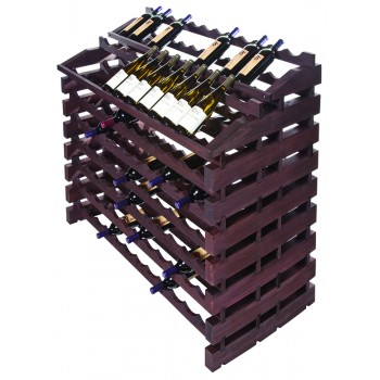 Modularack® Waterfall Fixture  180 BOTTLES - Stained