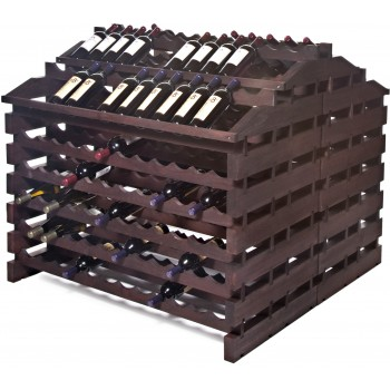 Modularack® Gondola Fixture  312 BOTTLES - Stained