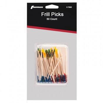 Frill Picks (50 Count)