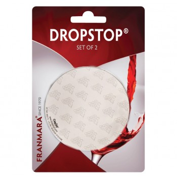 Carded DropStop® Wine Pourers