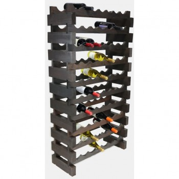 MODULARACK 70 BOTTLE 10H x 7W STAINED