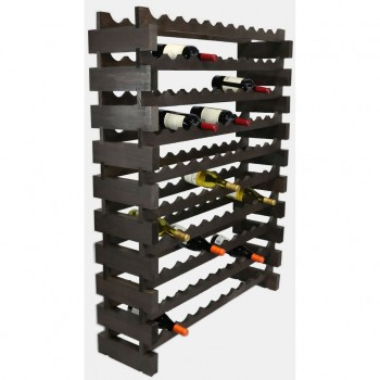 MODULARACK 110 BOTTLE 10H x 11W STAINED