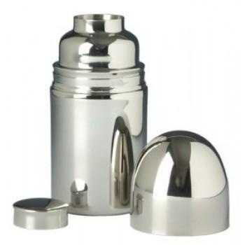 Bullet Cocktail Shaker Set, 10 oz., Stainless Steel