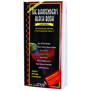 The Bartenders Black Book, Updated 10th Edition