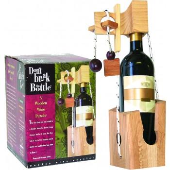 Don't Break the Bottle™ Puzzle, Original Edition