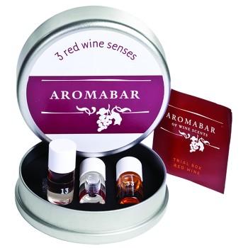 Aromabar Starter Set, Red Wine (3 Set)