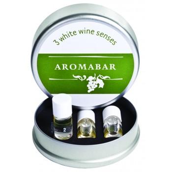 Aromabar Starter Set, White Wine (3 Set)