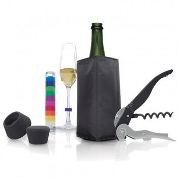 Wine Starter Set (5 pcs.) Black. Website Exclusive
