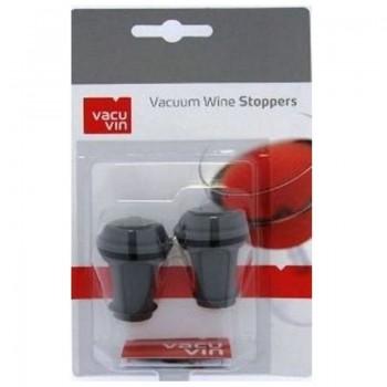 Vacu-Vin® Vacuum Wine Stoppers, Blister Pack