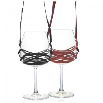 Teso™ Wine Yoke™ ( Wine Glass Carrier)