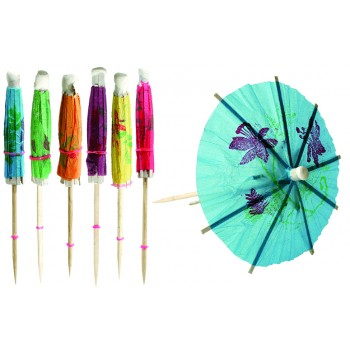 Party Parasols (10 Count)