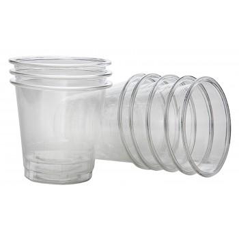 Disposable Shot Glasses, 2 oz., Set of 100