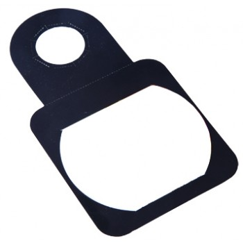 Neck Hanger Card for Drop Stop®- Plain for 8065 Imprinted Only