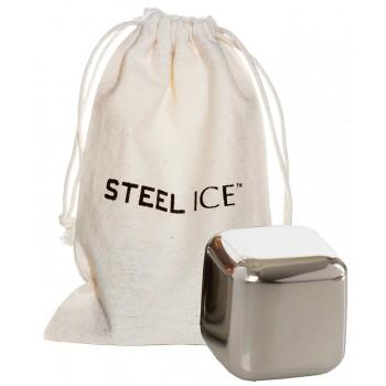 Big Steel-Ice™ Cube (w/cotton sack)
