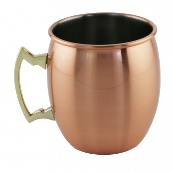 Brushed Moscow Mule Mug, 20 oz.