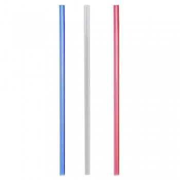 Acrylic Drinking Straw (3 Colors)