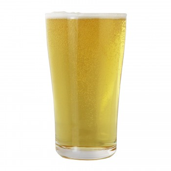 Midlands Beer Glass, 16 oz. Rimfull