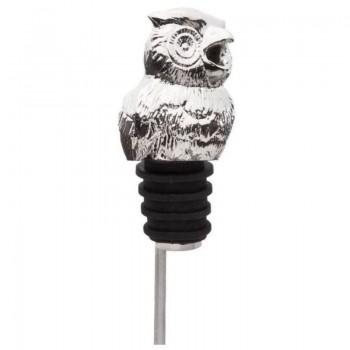 Owl Heads-Up! Aerator Bottle Pourer