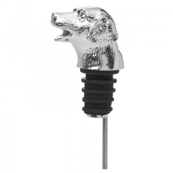 Dog Heads-Up! Aerator Bottle Pourer